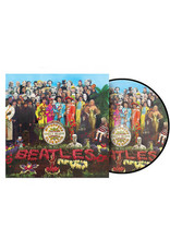 RK The Beatles ‎– Sgt. Pepper's Lonely Hearts Club Band (Picture Disc) LP