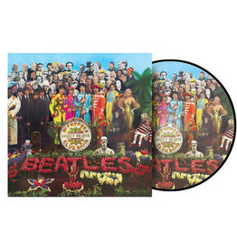 RK The Beatles – Sgt. Pepper's Lonely Hearts Club Band (Picture Disc) LP