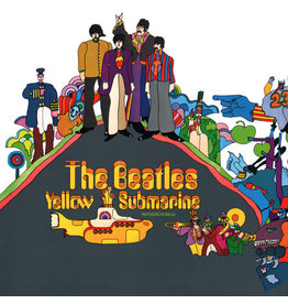 RK The Beatles ‎– Yellow Submarine LP
