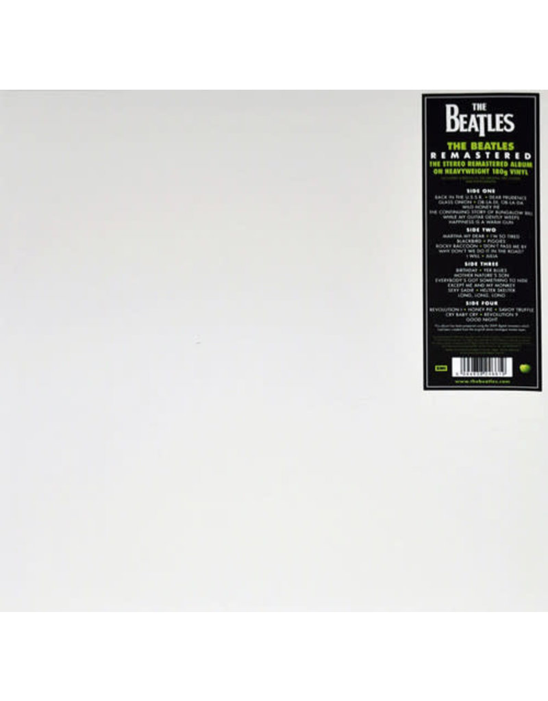 RK The Beatles - The White Album (Stereo) 2LP
