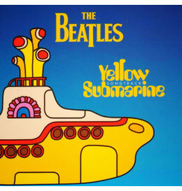 RK The Beatles ‎– Yellow Submarine Soundtrack LP