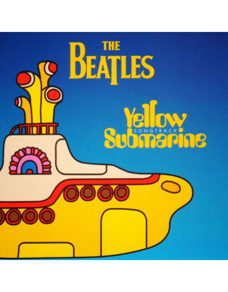 RK The Beatles – Yellow Submarine Soundtrack LP