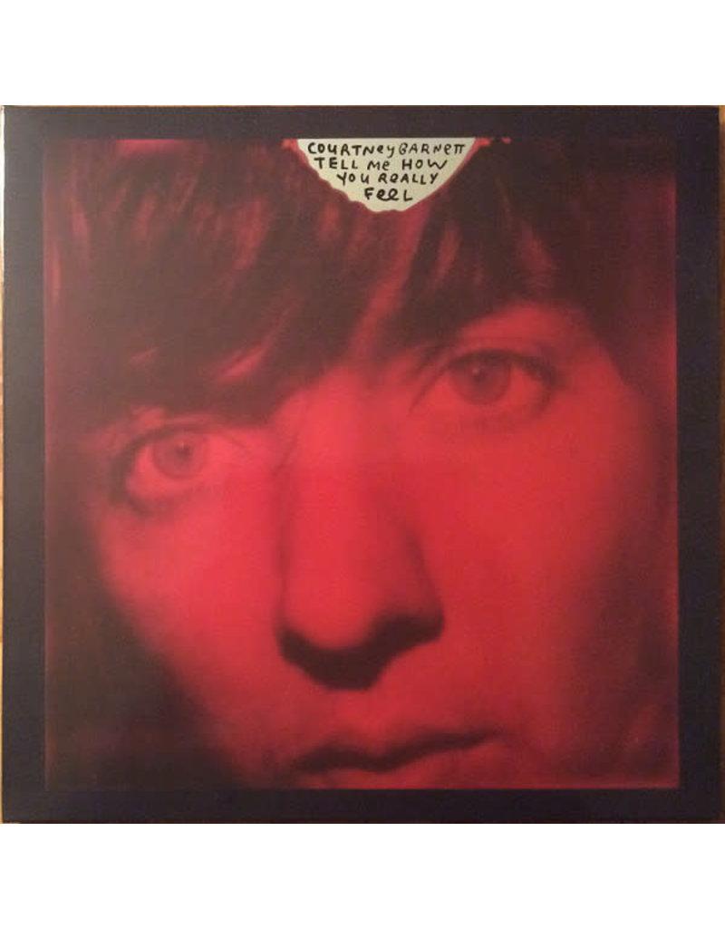 RK/IN Courtney Barnett – Tell Me How You Really Feel (Indie Red Vinyl) LP