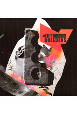 RK The Breeders ‎– All Nerve (Orange Vinyl) LP