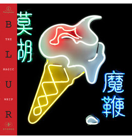 RK Blur ‎– The Magic Whip 2LP