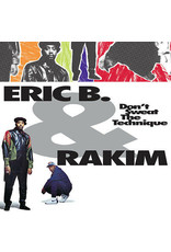 HH Eric B. & Rakim – Don't Sweat The Technique LP