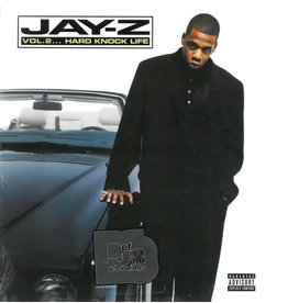 HH Jay-Z - Vol. 2... Hard Knock Life [2LP]