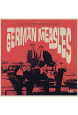 FS Various – German Measles Volume 1 - Flames Of Love: '60s Beat, Garage & R&B From Germany LP
