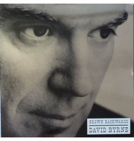 RK David Byrne ‎– Grown Backwards 2LP