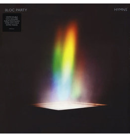 RK Bloc Party - Hymns 2LP (2016), White