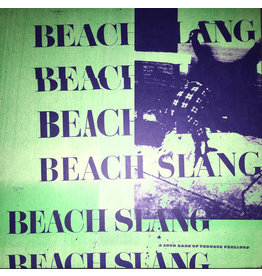 RK Beach Slang ‎– A Loud Bash Of Teenage Feelings LP