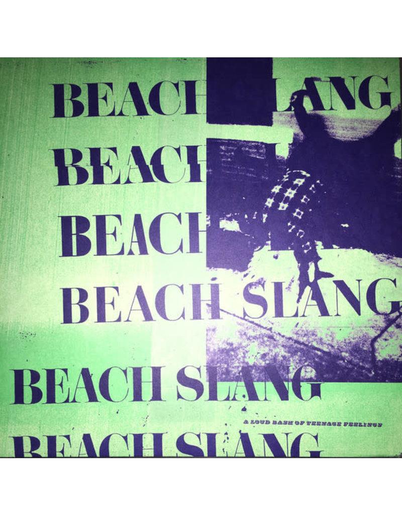 RK Beach Slang – A Loud Bash Of Teenage Feelings LP