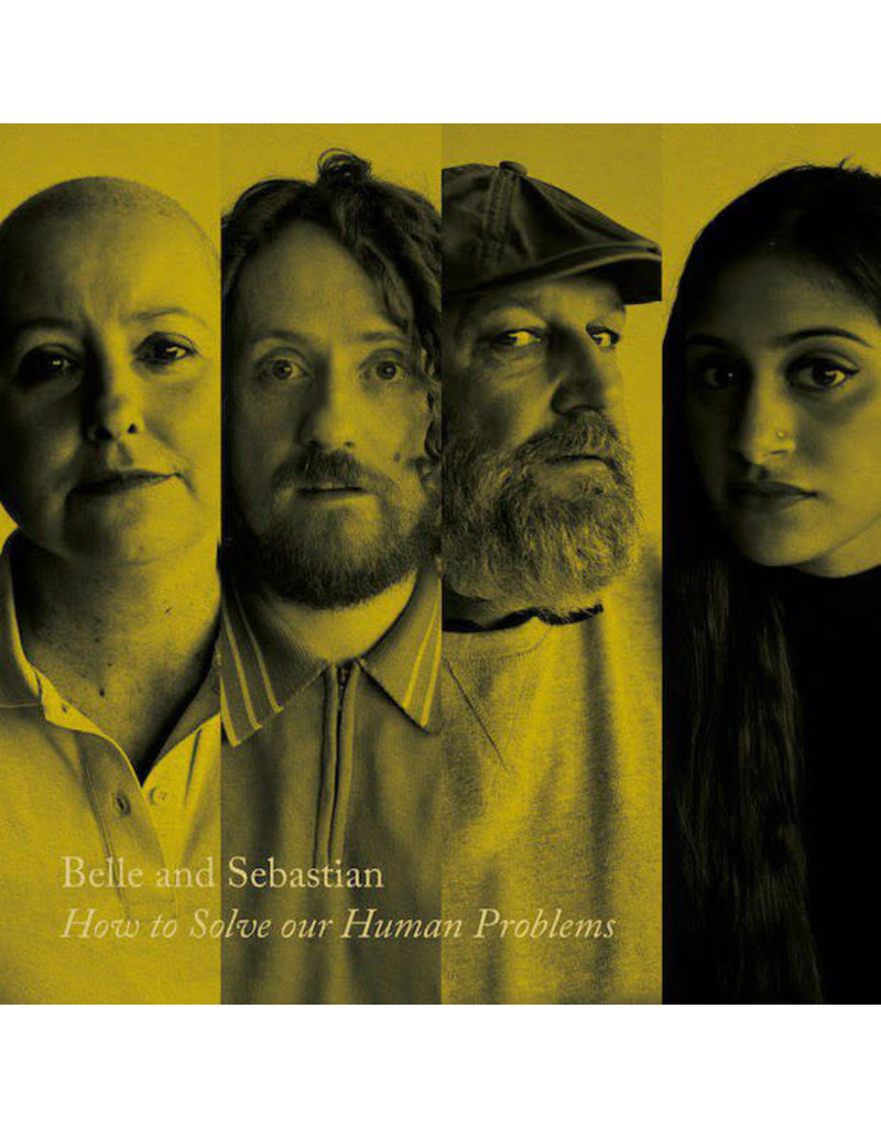 """RK Belle & Sebastian - How To Solve Our Human Problems (Part 2) 12"""" (2018)"""
