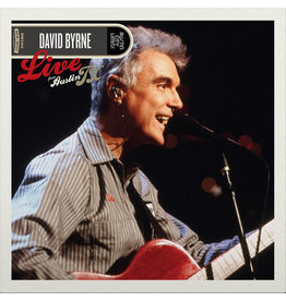 RK David Byrne ‎– Live From Austin TX 2LP