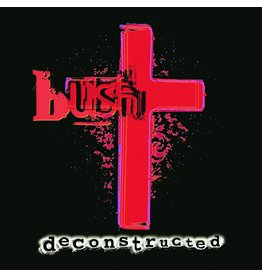 RK Bush – Deconstructed 2LP (2015), Music On Vinyl, Numbered, Limited Red Vinyl