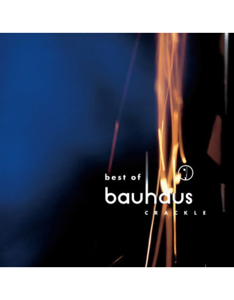 RK/IN Bauhaus - Best Of Bauhaus: Crackle 2LP (2018 Compilation), Ruby Vinyl