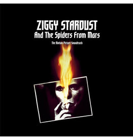 RK David Bowie – Ziggy Stardust And The Spiders From Mars (The Motion Picture Soundtrack) 2LP