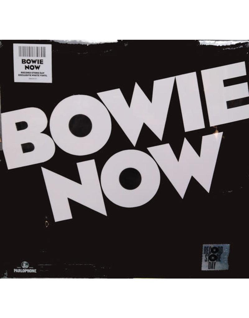 RK David Bowie – Bowie Now LP (2018 Reissue Compilation), White Vinyl