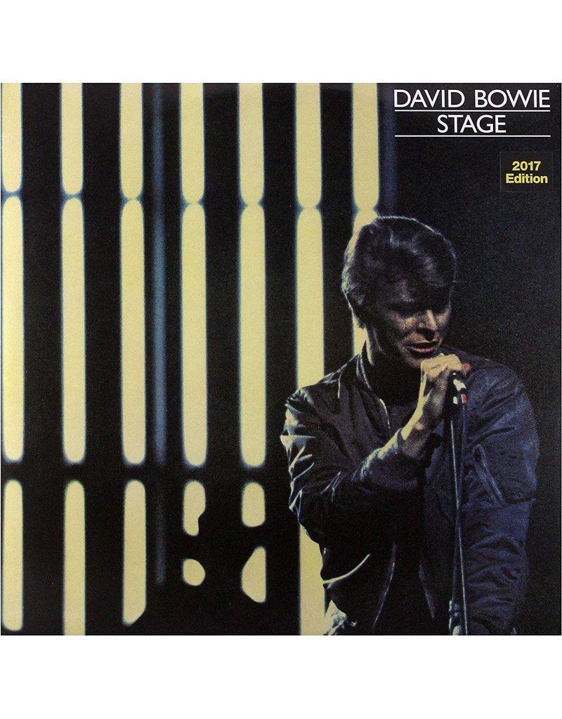 RK David Bowie – Stage 3LP