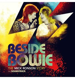 ST Various ‎– Beside Bowie: The Mick Ronson Story (The Soundtrack) 2LP
