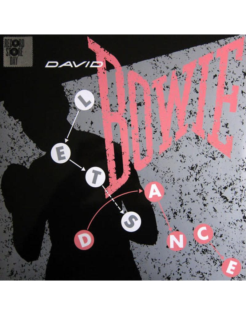 """David Bowie - Let's Dance (Demo) 12"""" (2018)"""