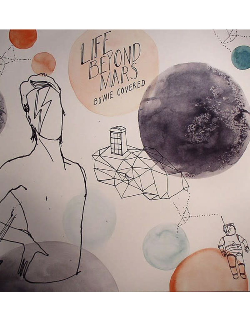 RK V/A - Life Beyond Mars - Bowie Covered 2LP (2008)