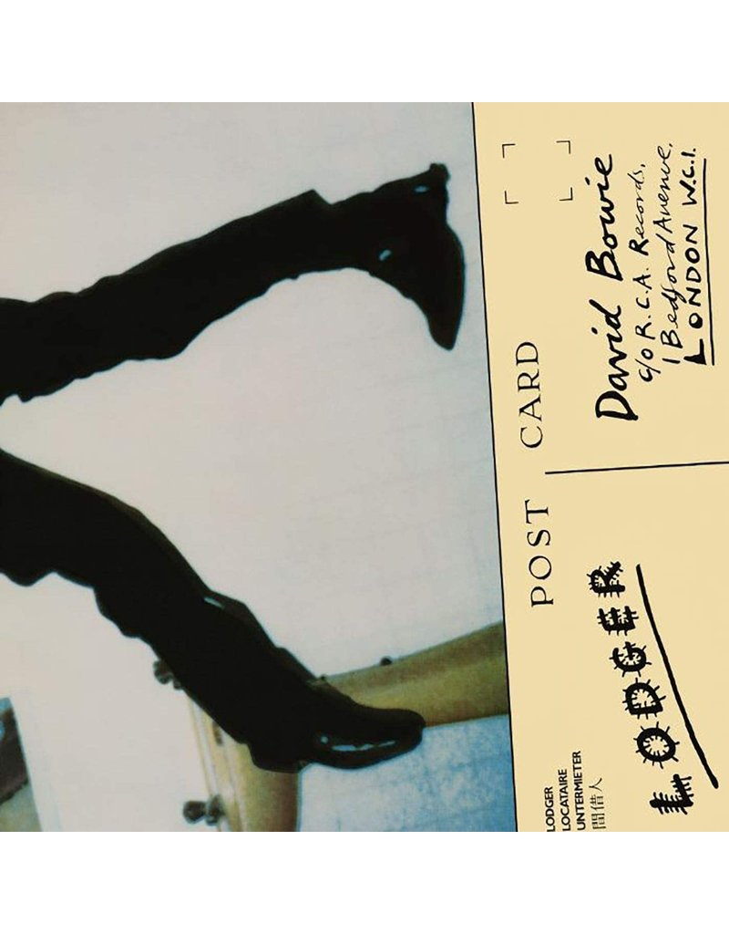 RK David Bowie - Lodger LP