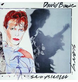 RK David Bowie ‎– Scary Monsters LP