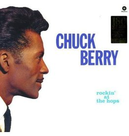 RK Chuck Berry ‎– Rockin' At The Hops LP