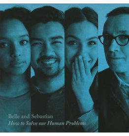 RK/IN Belle & Sebastian ‎– How To Solve Our Human Problems (Part 3) 12""