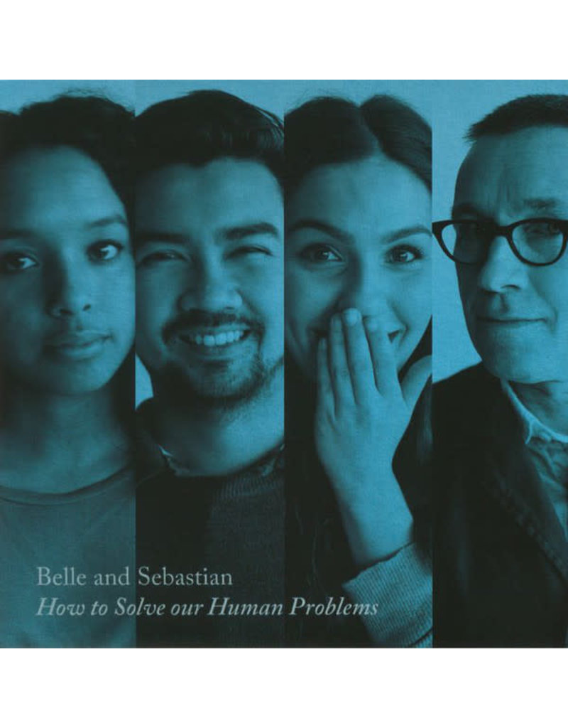 """RK/IN Belle & Sebastian - How To Solve Our Human Problems (Part 3) 12"""" (2018)"""