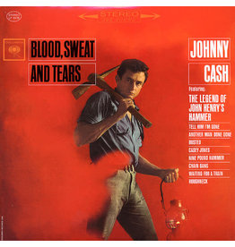 RK Johnny Cash ‎– Blood, Sweat And Tears LP