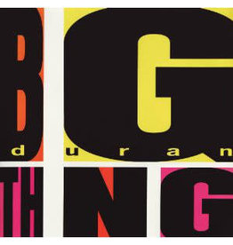 RK Duran Duran ‎– Big Thing 2LP
