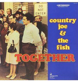 RK Country Joe And The Fish ‎– Together LP