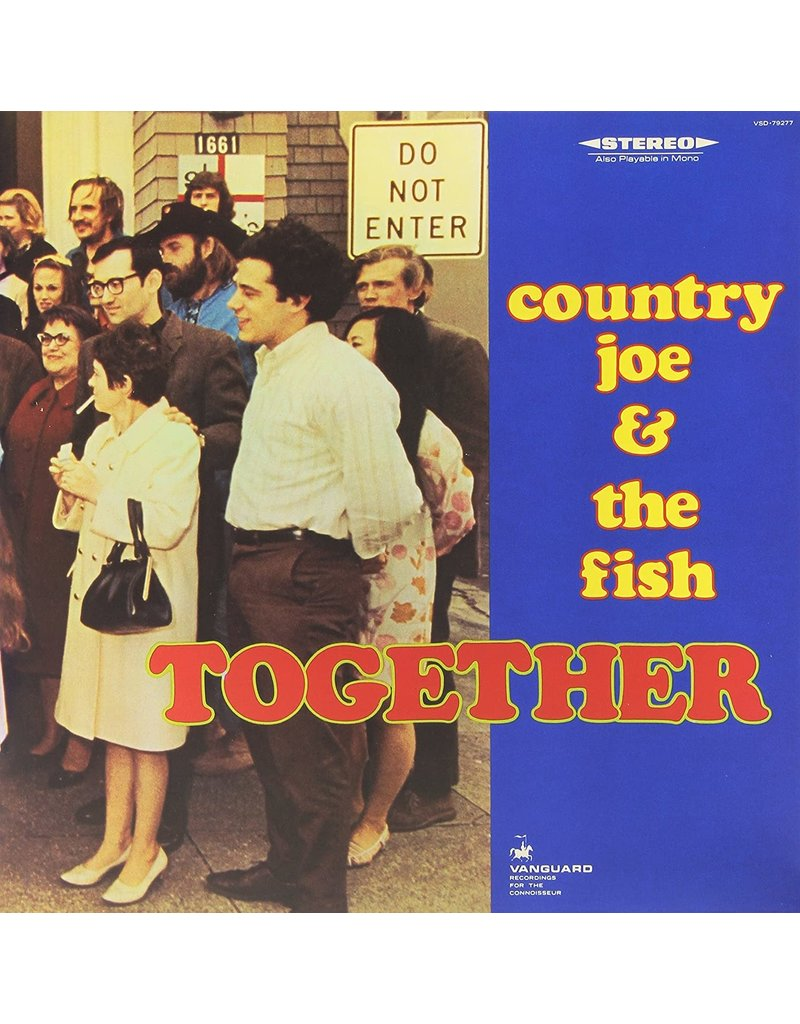 RK Country Joe And The Fish – Together LP