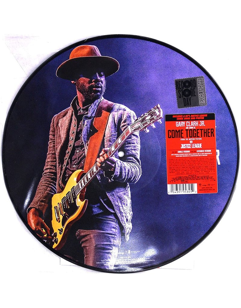 RK Gary Clark Jr. And Junkie XL ‎– Come Together 12""