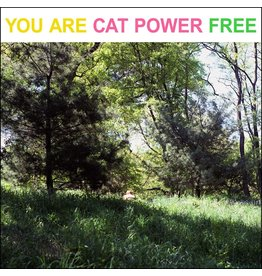 RK Cat Power – You Are Free LP