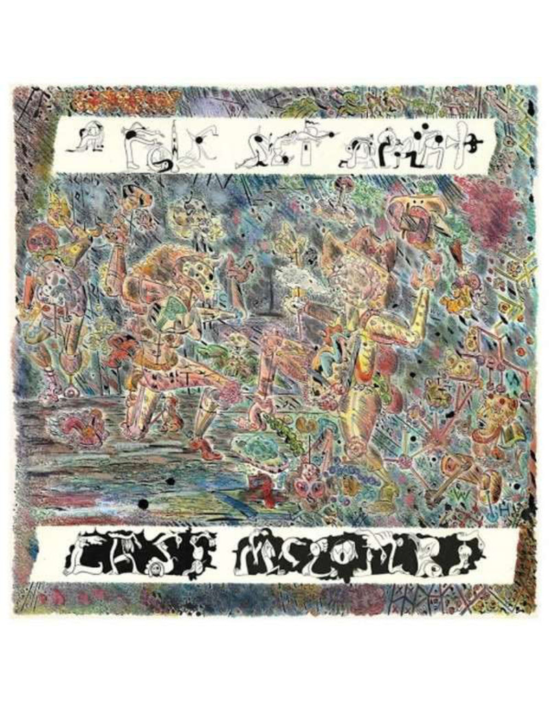 RK Cass McCombs ‎– A Folk Set Apart LP