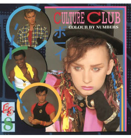 RK Culture Club ‎– Colour By Numbers LP