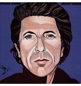 RK Leonard Cohen ‎– Recent Songs LP