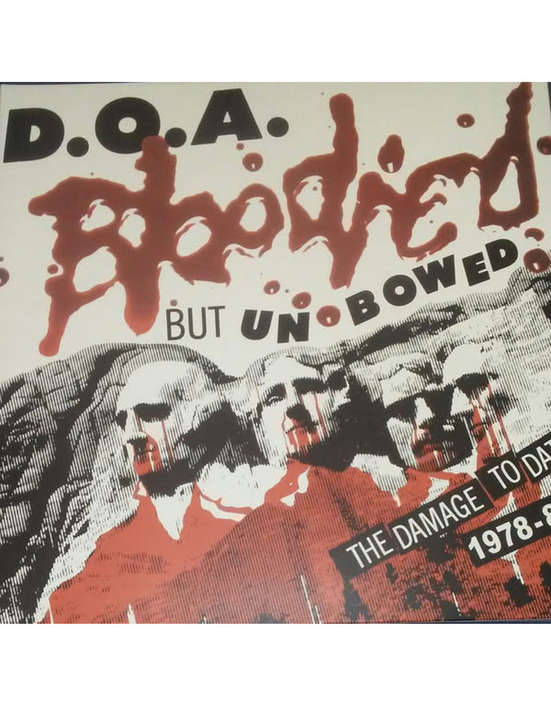 RK D.O.A. – Bloodied But Unbowed LP