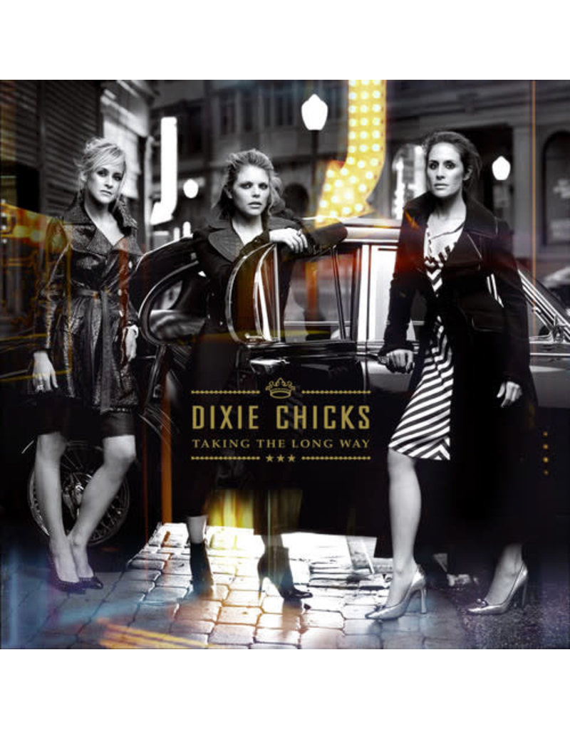 RK Dixie Chicks – Taking The Long Way 2LP