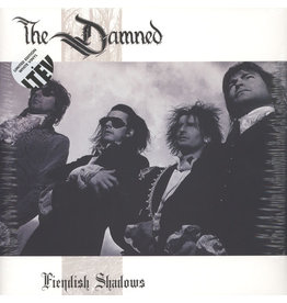 RK The Damned ‎– Fiendish Shadows 2LP
