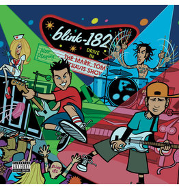 RK Blink-182 ‎– The Mark, Tom And Travis Show (The Enema Strikes Back!) LP