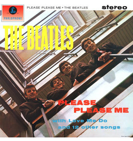 RK The Beatles – Please Please Me LP