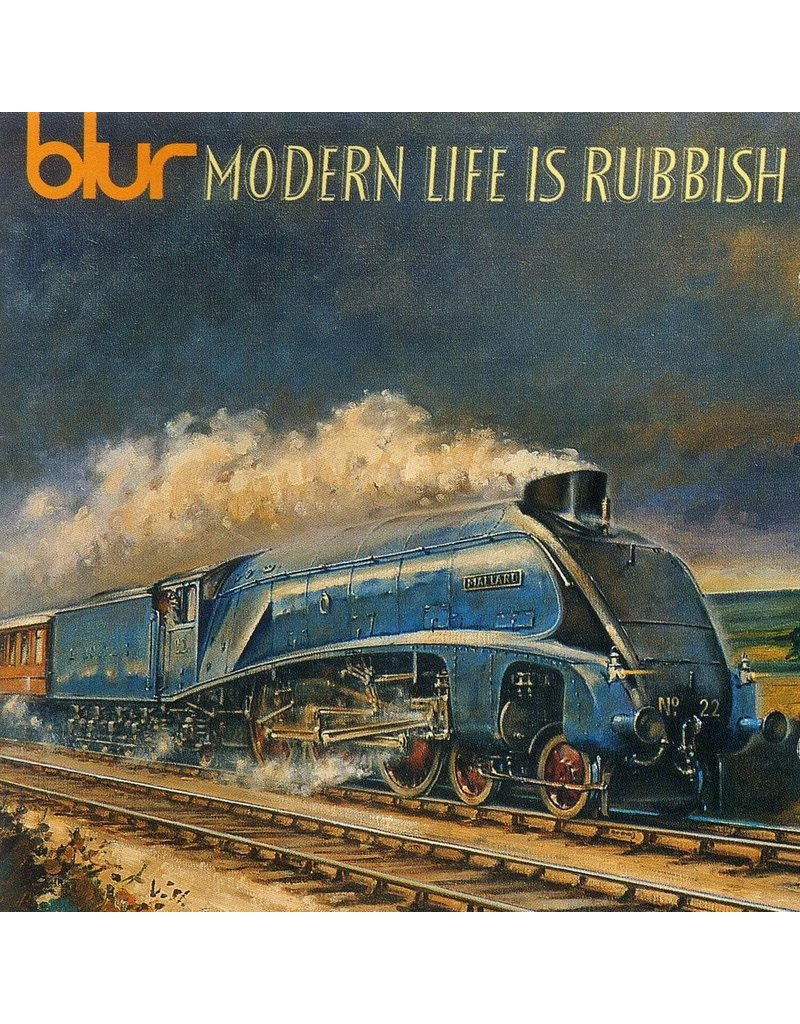 RK Blur ‎– Modern Life Is Rubbish 2LP