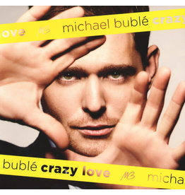 JZ Michael Bublé ‎– Crazy Love LP