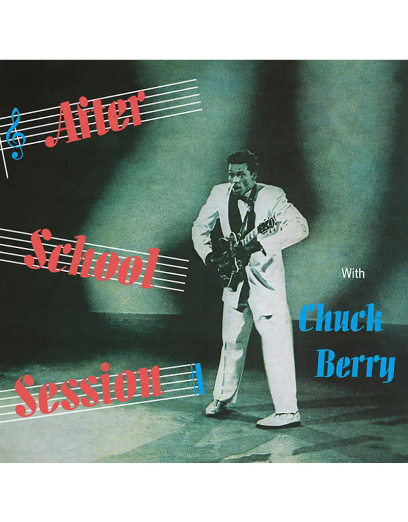 RK Chuck Berry – After School Session LP