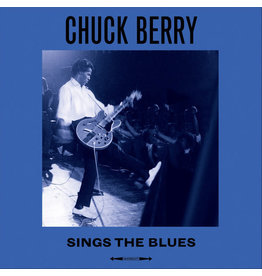 RK Chuck Berry ‎– Sings The Blues LP