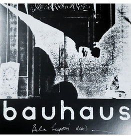 RK Bauhaus ‎– Bela Lugosi's Dead - The Bela Session LP